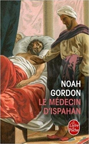 Couverture Cole, tome 1 : Le Médecin d'Ispahan