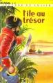 Couverture L'île au trésor Editions Charpentier (Lecture et loisir) 1960