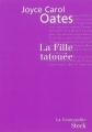 Couverture La fille tatouée Editions Stock (La Cosmopolite) 2006