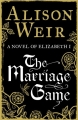 Couverture The Marriage game Editions Hutchinson 2014