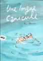 Couverture Une longue canicule Editions Mécanique générale 2017