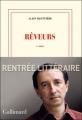 Couverture Rêveurs Editions Gallimard  (Blanche) 2012