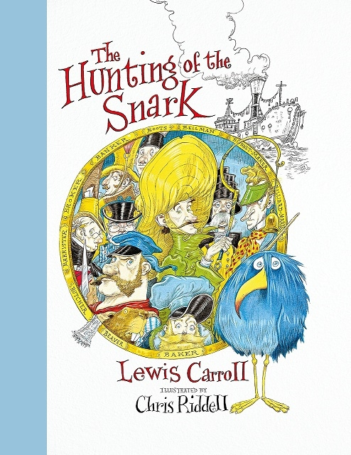 Couverture The Hunting of the Snark