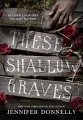Couverture These Shallow Graves Editions Delacorte Books 2015