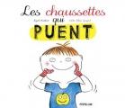 Couverture Les chaussettes qui puent Editions Frimousse 2013