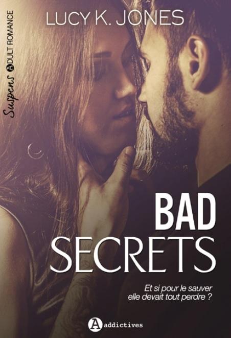 Couverture Bad secrets, intégrale