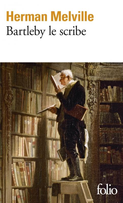 bartleby le scribe livraddict