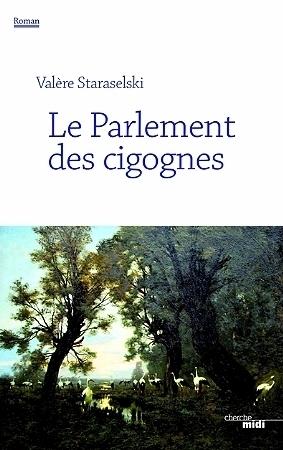 Couverture Le parlement des cigognes