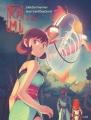 Couverture Kami, tome 2 : Jinx Editions Jungle ! 2017