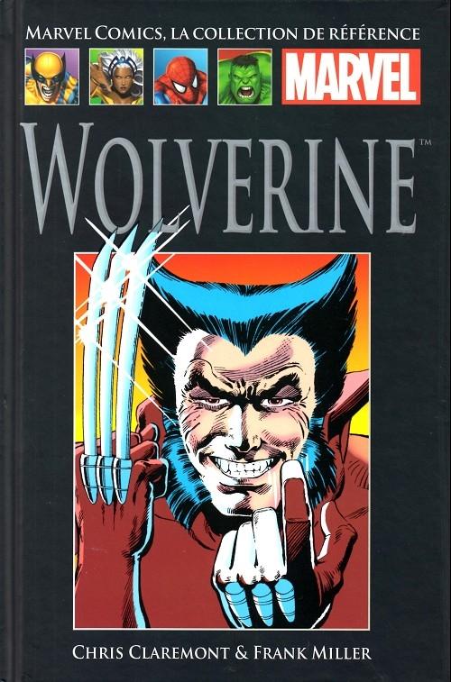 Couverture Wolverine