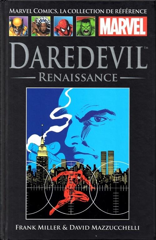 Couverture Daredevil : Renaissance