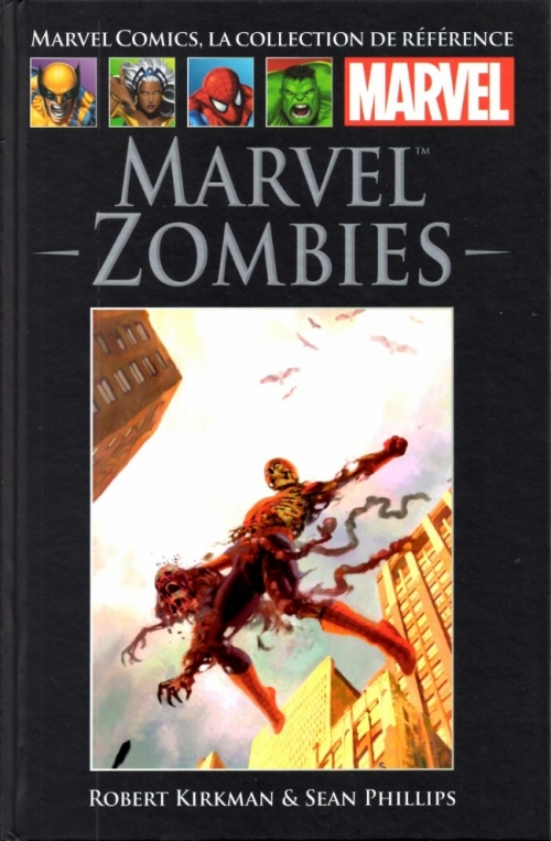 Couverture Marvel Zombies