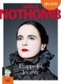 Couverture Frappe-toi le coeur Editions Audiolib 2017