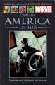 Couverture Captain America : Les élus Editions Hachette 2015