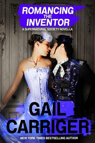 Couverture Romancing the Inventor