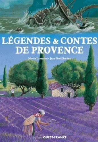 Couverture Contes & légendes de Provence