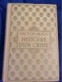Couverture L'histoire d'un crime Editions Nelson 1890