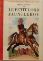 Couverture Le petit lord Fauntleroy / Le petit lord Editions Presses de la cité 1953