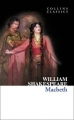 Couverture Macbeth Editions HarperCollins (Classics) 2010