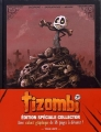 Couverture Tizombi, tome 1 : Toujours affamé Editions Bamboo (Humour) 2017