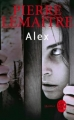 Couverture Alex Editions Le Livre de Poche (Thriller) 2014