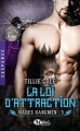 Couverture Hades hangmen, tome 3 : La loi d'attraction Editions Milady (Romance - Suspense) 2017