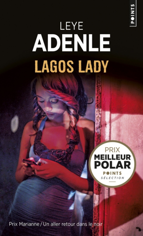 Couverture Amaka Thriller, tome 1 : Lagos lady