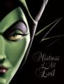 Couverture Maîtresse de tous les maux Editions Disney-Hyperion 2017