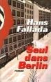 Couverture Seul dans Berlin Editions France Loisirs 2004