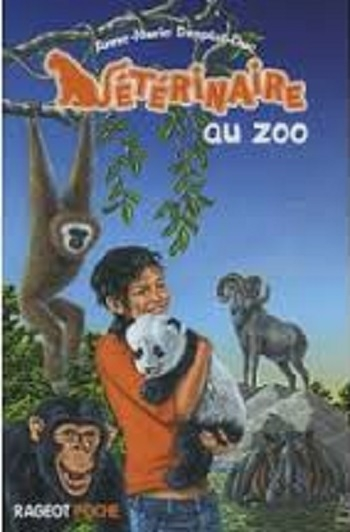 Couverture Vétérinaire au zoo