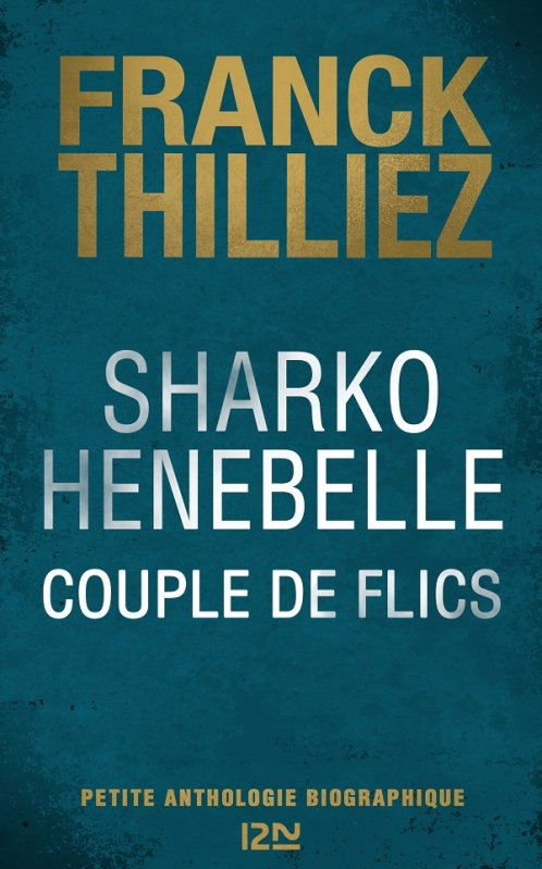 Couverture Sharko Henebelle : Couple de flics