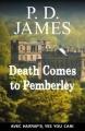 Couverture La mort s'invite à Pemberley Editions Harrap's (Yes you can !) 2016