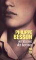 Couverture En l'absence des hommes Editions 10/18 2017
