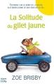 Couverture La solitude du gilet jaune Editions City (Parodie) 2017