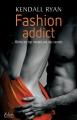 Couverture Love by Design, tome 2 : Fashion Addict Editions City (Eden) 2017