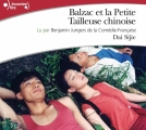 Couverture Balzac et la petite tailleuse chinoise Editions Gallimard  (Ecoutez lire) 2008