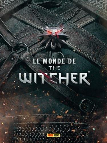 Couverture Le Monde de The Witcher