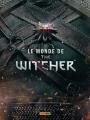 Couverture Le Monde de The Witcher Editions Panini (Books) 2015