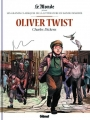 Couverture Oliver Twist Editions Glénat 2017