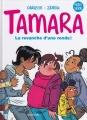 Couverture Tamara : La revanche d'une ronde ! Editions Dupuis 2016