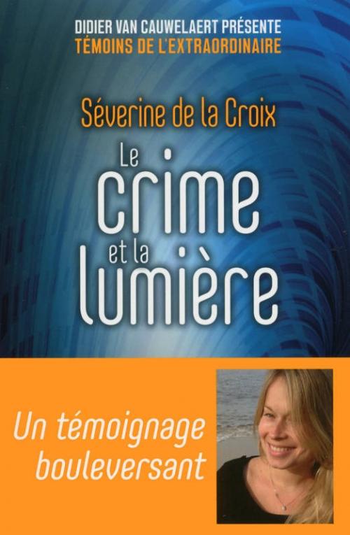 Couverture Le crime et la lumière