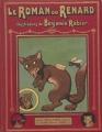 Couverture Le roman de Renart / Roman de Renart Editions Tallandier 1909