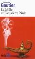 Couverture La mille et deuxième nuit Editions Folio  (2 €) 2016