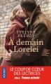 Couverture À demain Lorelei Editions Pocket 2017