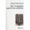 Couverture De l'inégalité parmi les sociétés Editions Folio  (Essais) 2000