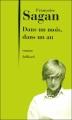 Couverture Dans un mois, dans un an Editions Julliard 2008