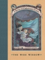 Couverture Les désastreuses aventures des orphelins Baudelaire, tome 03 : Ouragan sur le lac Editions HarperCollins 2000
