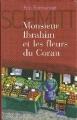 Couverture Monsieur Ibrahim et les fleurs du Coran Editions France Loisirs 2001