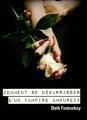 Couverture Comment se débarrasser d'un vampire amoureux Editions France Loisirs 2010