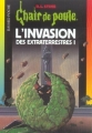 Couverture L'invasion des extraterrestres I Editions Bayard (Poche) 1999